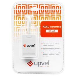 Сплиттер UPVEL US-AA для ADSL модема Annex A