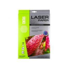 Бумага Cactus CS-LPA4100100 A4 100г/кв.м глянцевая 100л