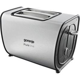 Тостер Gorenje T900E белый серебристый