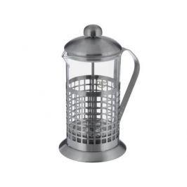 Френч-пресс Tima Бисквит PB-350 0.35 л металл/стекло серебристый
