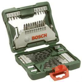 Набор бит и сверел Bosch X-line 43 43шт 2607019613