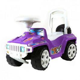 Каталка-машинка R-Toys Race Mini Formula 1 пластик от 10 месяцев фиолетовый ОР419