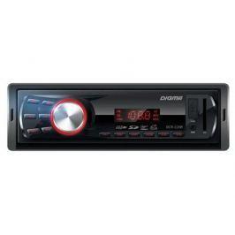 Автомагнитола Digma DCR-220R USB MP3 FM 1DIN 4x45Вт черный