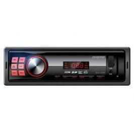 Автомагнитола Digma DCR-230R USB MP3 FM 1DIN 4x45Вт черный