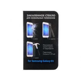Закаленное стекло для Samsung Galaxy E5 DF sSteel-21