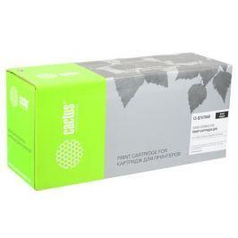 Картридж Cactus CS-Q7570AR для HP LJ M5025/M5035/M5035X/M5035XS черный 15000стр
