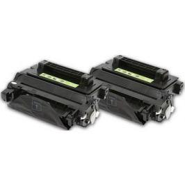 Картридж Cactus CE390XD для HP LaserJet M4555MFP черный двойная упаковка