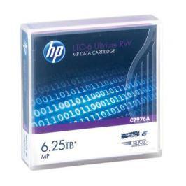Ленточный носитель HP LTO-6 Ultrium 6.25TB RW Data Tape (C7976A)