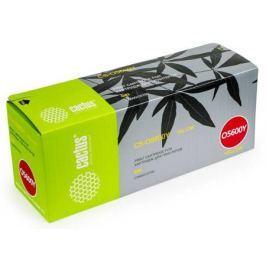 Картридж Cactus CS-O5600Y для OKI C5600/C5700 желтый 2000стр