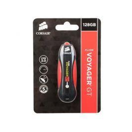 Флешка USB 128Gb Corsair Voyager GT USB3.0 CMFVYGT3B-128GB черно-красный