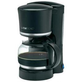 Кофеварка Clatronic KA 3555 870 Вт черный