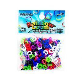 С-клипсы для плетения Rainbow Loom 2127 300 шт
