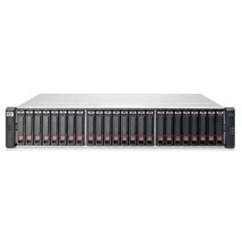 Дисковый массив HP MSA 2040 SAS DC SFF Modular Smart Array System C8S55A