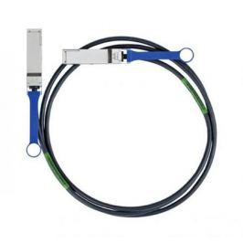 Кабель Mellanox passive copper cable ETH 40GbE 40Gb/s QSFP 5m MC2210126-005