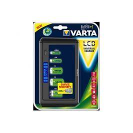 Зарядное устройство VARTA LCD Universal Charger 57678101401