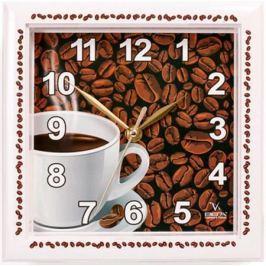 Часы настенные Вега Кофе П 3-791-12