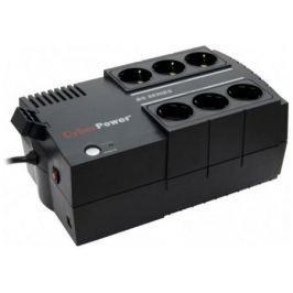 ИБП CyberPower 850VA/490W BS850E черный