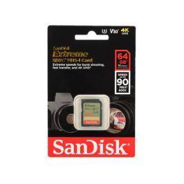 Карта памяти Micro SDXC 64Gb Class 10 Sandisk SDSDXVE-064G-GNCIN