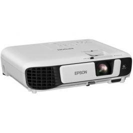 Проектор Epson EB-S41 LCDx3 800x600 3300ANSI Lm 15000:1 VGA HDMI USB V11H842040