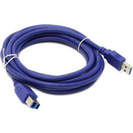 Кабель соединительный USB3.0 Am/Bm 3m VCOM (VUS7070-3M)