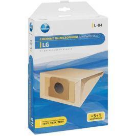 Пылесборник NeoLux L-04 для LG 5шт