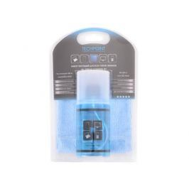 Набор для ухода за всеми типами экранов. Гель 200мл.+премиум-микрофибра. TechPoint 7777 All Display Cleaning Kit