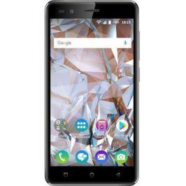 Смартфон BQ-5054 Crystal (Black) MediaTek MT6580 (1.3)/1GB/8GB/5.0