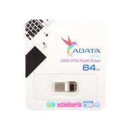 USB флешка A-Data UC360 64GB Gold (AUC360-64G-RGD) USB 3.0, microUSB