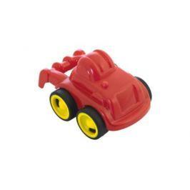 Трактор Miniland Мини-машина 1 шт 12 см красный 27484