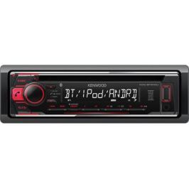 Автомагнитола Kenwood KDC-BT510U USB MP3 CD FM 1DIN 4х50Вт черный