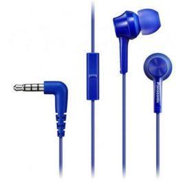 Гарнитура Panasonic RP-TCM105E-A синий