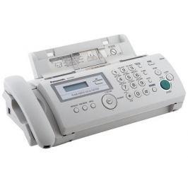 Факс Panasonic KX-FP207RU термоперенос белый