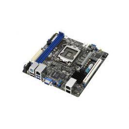 Материнская плата ASUS P10S-I Socket 1151 C232 2xDDR4 1xPCI-E 16x 6xSATAIII mini-ITX Retail