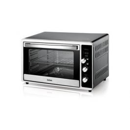 Мини-печь BBK OE3073DC черный/серебро