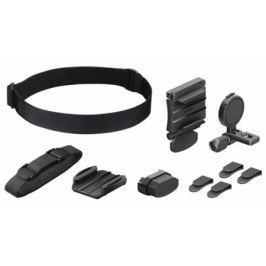 Action Крепление Sony BLT-UHM1 Универсальное крепление на голову, позволяющее закрепить экшн камеру на голове, шлеме/перфорированном шлеме, очках (