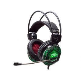 Игровая гарнитура проводная Oklick HS-L500G черный