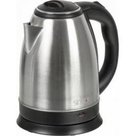 Чайник Sinbo SK 7362 2200 Вт серебристый чёрный 1.8 л нержавеющая сталь