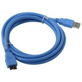 Кабель соединительный USB3.0 Am-MicroBm 1.8m Telecom (TUS717-1.8M)
