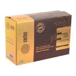 Тонер-картридж Cactus CSP-Q6470A PREMIUM для HP Color LaserJet CP3505/3600/3800 черный 6000стр