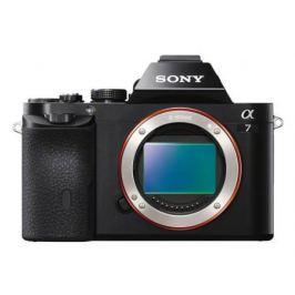 Фотоаппарат SONY Alpha A7 (ILCE-7B) Black 24.3 Mp / max 6000x4000 / Wi-Fi / экран 3