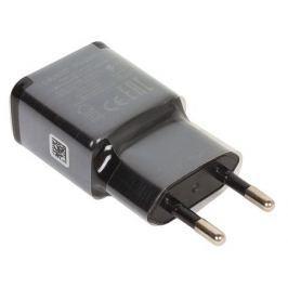 СЗУ с функцией быстрой зарядки ORIENT PU-2501, поддержка Adaptive Fast Charging, USB выход: 5В, 2.1A или 9В, 1.67А (для устройств AFC),черный