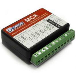 Блок сопряжения Daxis для видеодомофонов для сопряжение с аналоговыми подъездными системами VIZIT E