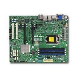Материнская плата Supermicro MBD-X11SAE-F-O Socket 1151 C236 4xDDR4 2xPCI-E 16x 2xPCI 2xPCI-E 1x 8xS