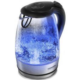 Чайник Redmond RK-G176-E 2000 Вт 1.7 л стекло серебристый