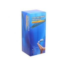 Пластиковые пружины 22 мм (170-190 листов) черные 50 шт. Office Kit (BP2066)