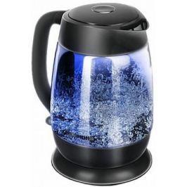 Чайник Redmond RK-G154 2200 Вт чёрный 1.7 л стекло