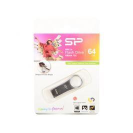 USB флешка Silicon Power Firma F80 64GB Silver (SP064GBUF2F80V1S) USB 2.0