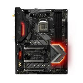 Материнская плата ASRock Fatal1ty Z370 Professional Gaming i7 S1151, Z370, 4*DDR4, 3*PCI-E x16, 2*PCI-E x1, HDMI, DP, SATA III+RAID, GB Lan, WiFi+Bt, USB 3.1, ATX, Retail