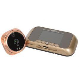 Автономный видеоглазок Falcon Eye FE-VE02 бронза,дисплей 2,8