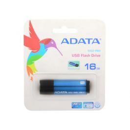 USB флешка A-Data S102P 16GB Blue (AS102P-16G-RBL) USB 3.0 / 100 МБ/cек / 25 МБ/cек